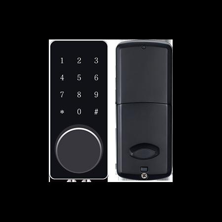 奧爾良S110BMF刷卡密碼門鎖
