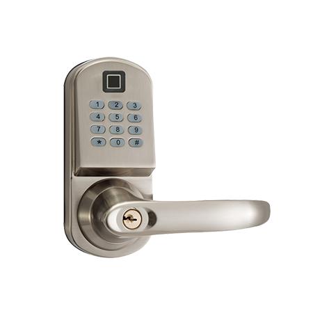 奧爾良S200FM指紋密碼門鎖